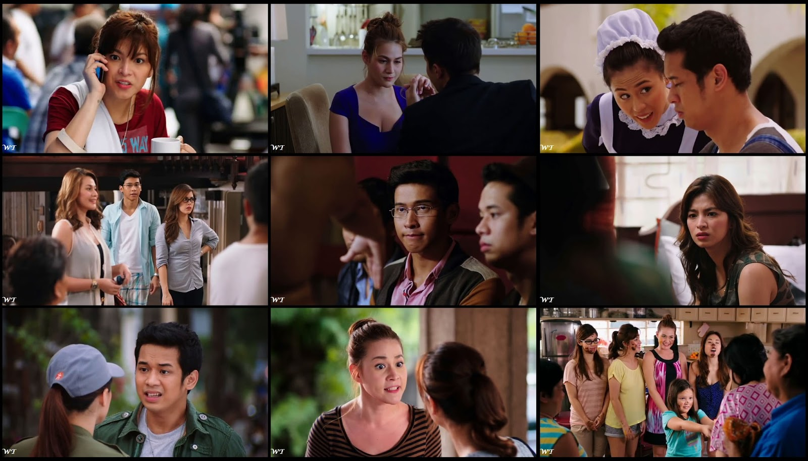 4 sister and a wedding full movie 2013