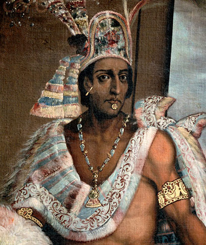 a biography of montezuma an aztec leader Kids learn about the spanish conquest of the aztec empire including hernan cortes and montezuma ii.