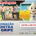 Vacinação contra a gripe, campanha começa este mês em Porto Seguro