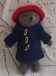 Amigurumi Paddington Bear : 2000 Free Amigurumi Patterns: Paddington Bear