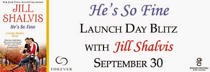 He's So Fine Launch Day Blitz