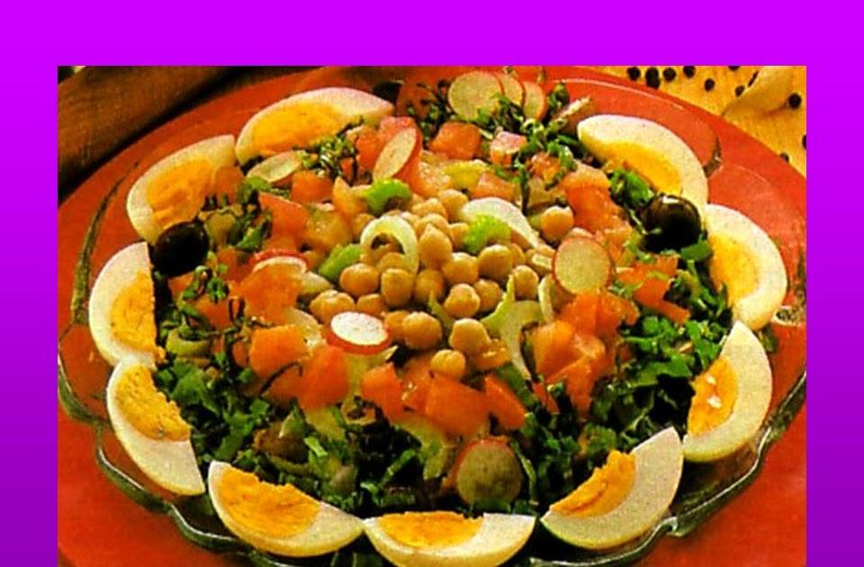 Pa mojar pan ensaladas ensalada de garbanzos con atun - Ensalada de garbanzos light ...
