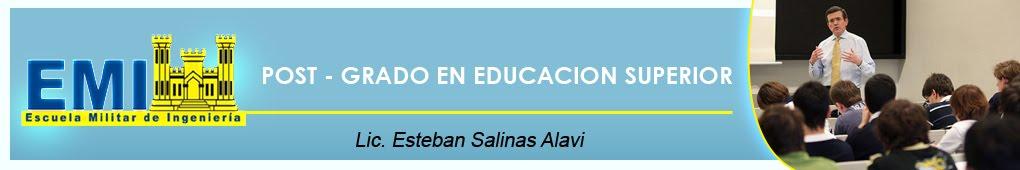 Esteban Salinas Alavi