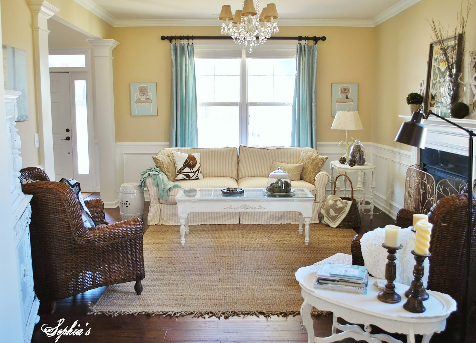I Want To Decorate My Living Room Sophias Rug Shopping Tips On A Budget