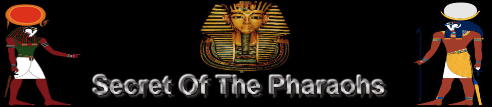 Secret Of The Pharaohs
