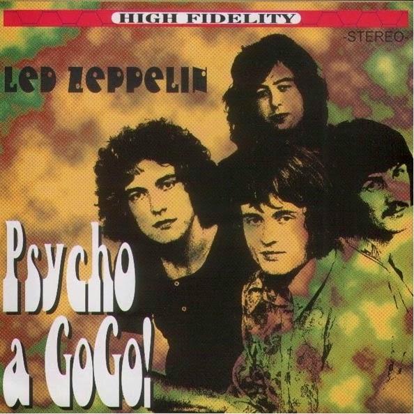 1969 - Led Zeppelin - Psycho a Gogo! - San Francisco