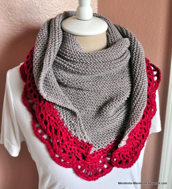 Вязание шарфов и восьмерок 638