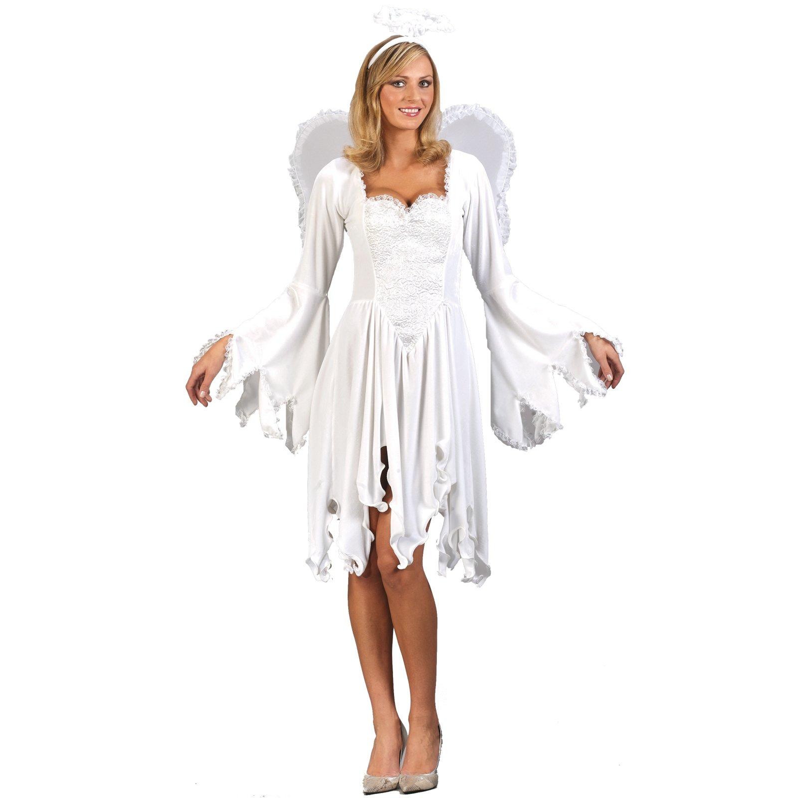 Новогодний костюм своими рукам ангела