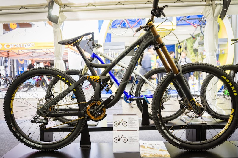 Bike News, Event, New Downhill Bike, Look Closer, Report, NS Bikes Snabb, NS Bikes Fuzz, NS Bikes DH 2015, NS Bikes DH 27,5