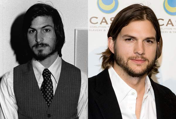 Ashton Kutcher será el irrecuperable Steve Jobs
