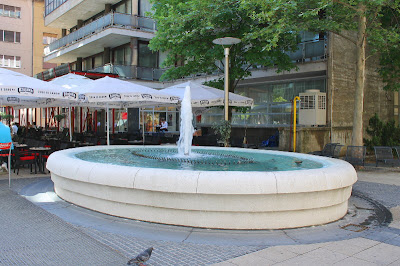 Fontana - Trg Drage Iblera