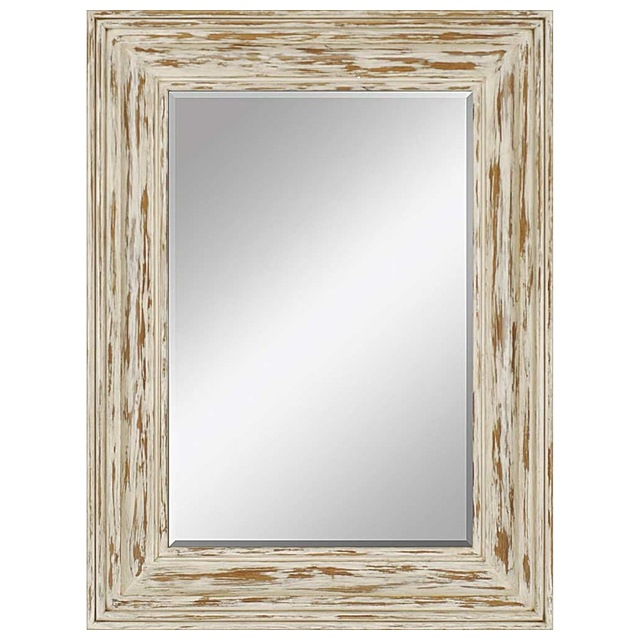 Shabby Chic Rustic Wall Mirror