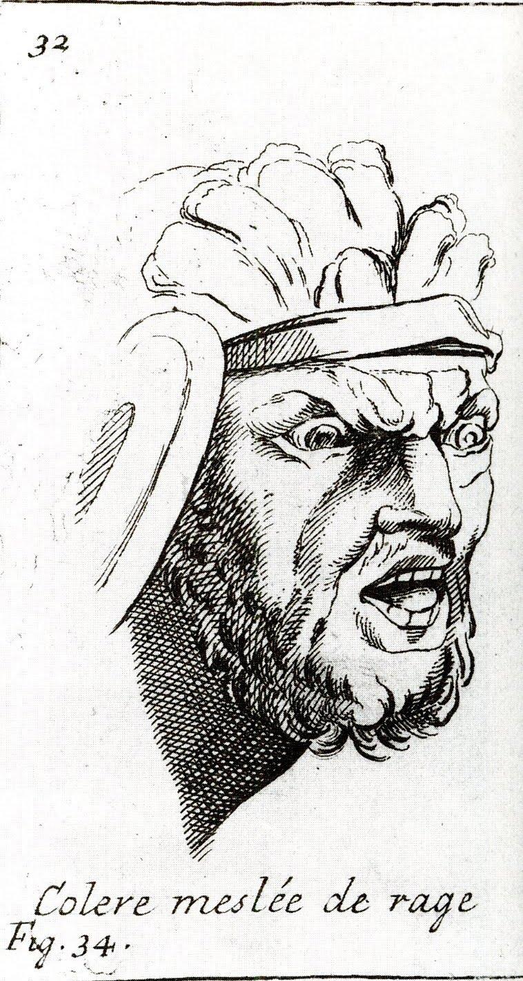 culture expression de la colère