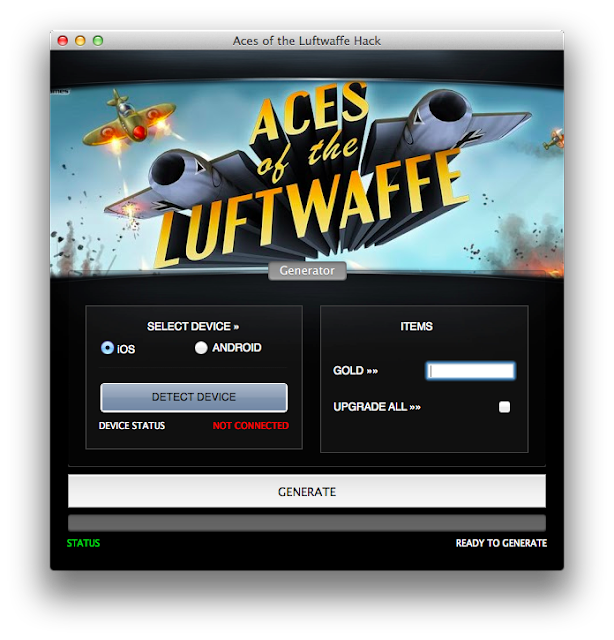 ACES OF THE LUFTWAFFE CHEATS HACK TOOL 20013