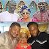 PHOTO- Uti Nwachukwu Shares Epic Throwback Photo Of Himself , Brother & Mom Before The Money - PEEK !