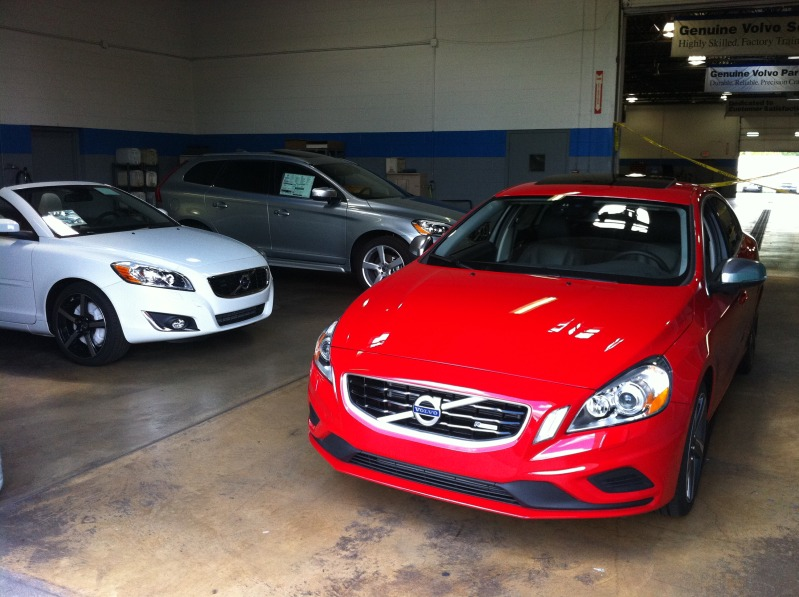 Lehman Volvo Cars How Swede It Is Volvo Club Meet