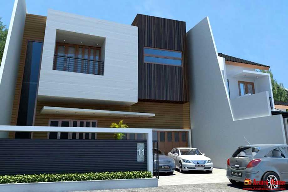 desain arsitek bangunan hotel