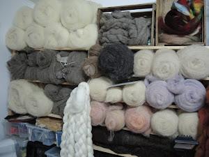 Woll- und Spinnstübchen