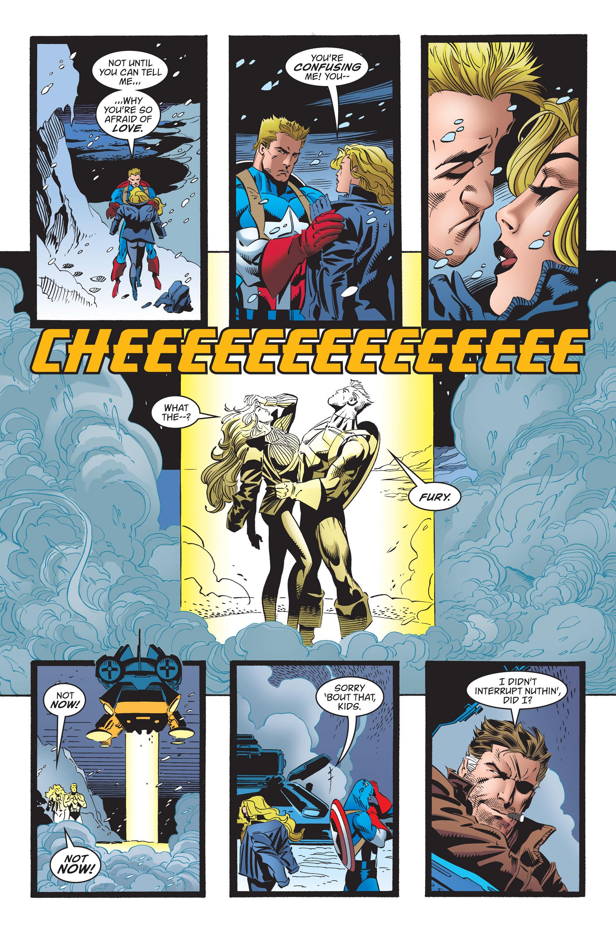 Captain America (1998) Issue #31 #37 - English 19