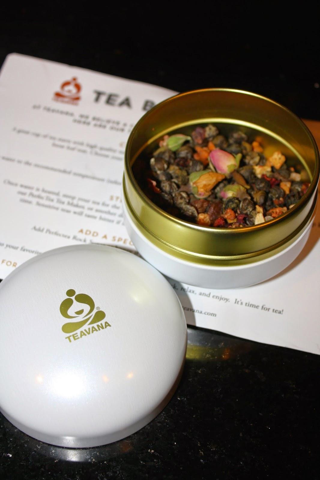 teavana perfect tea maker instructions