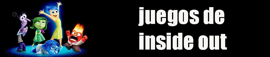 juegos de Inside Out