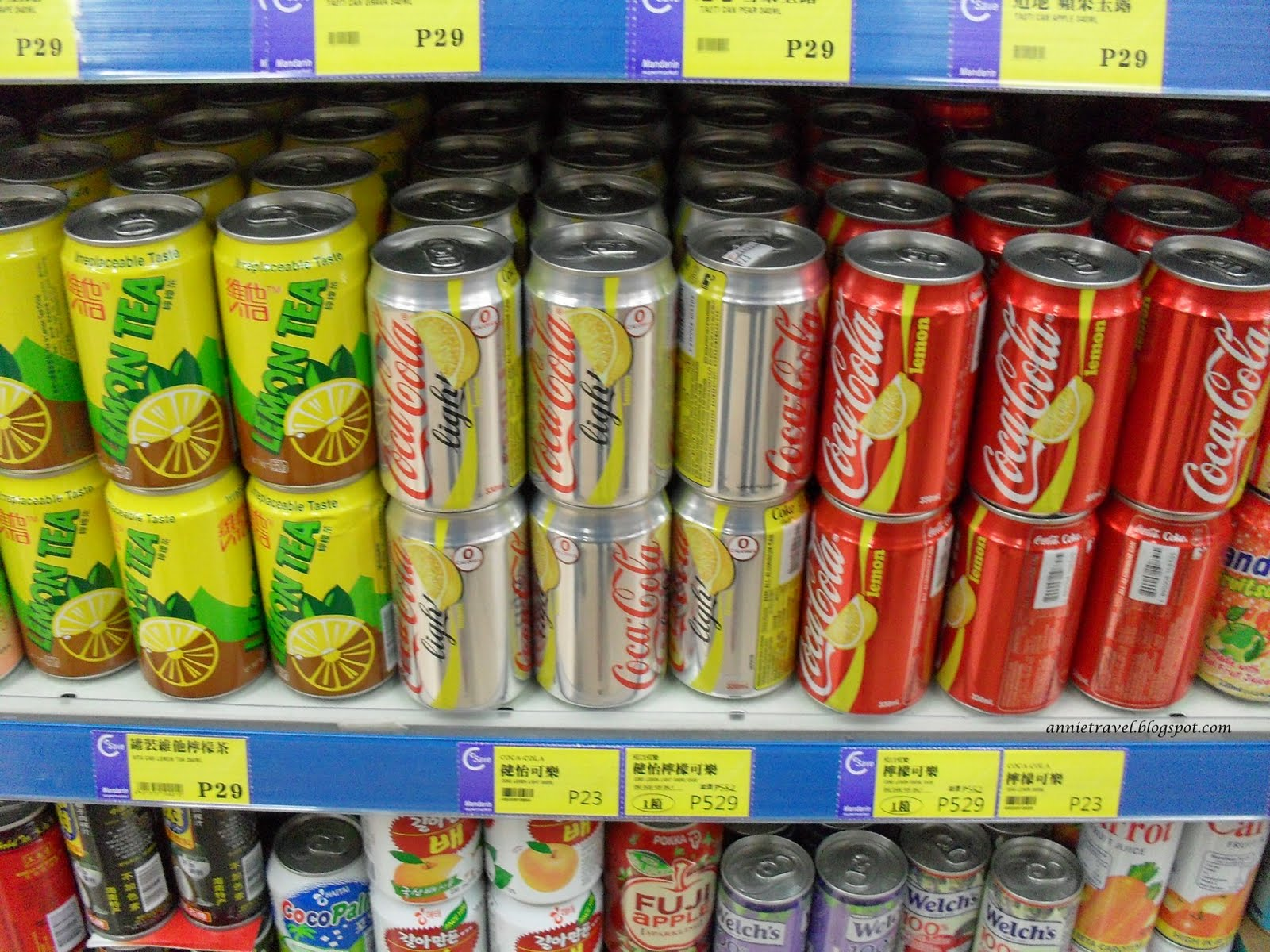 Annie Travel Mandarin Supermarket In Chinatown Manila