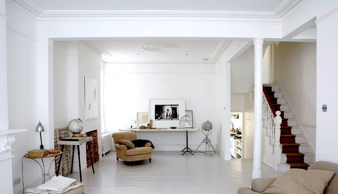Maison Decor Inspirtaion A White House In London