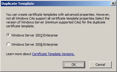 Certificate template for ssl image collections certificate katalykt preparing a microsoft ca ssl certificate template for yadclub Choice Image