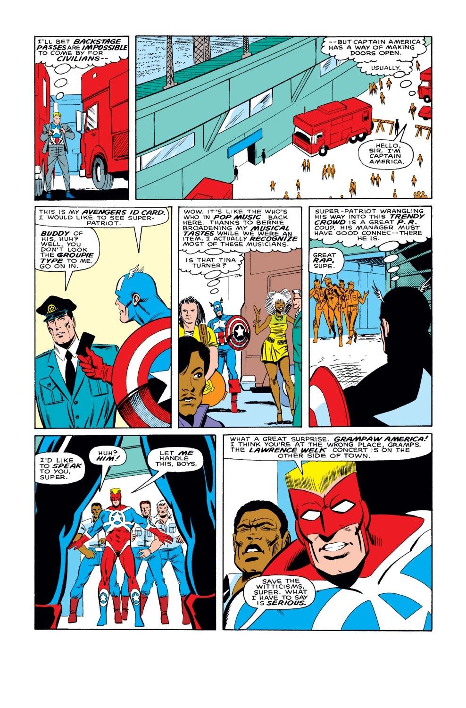 Captain America (1968) Issue #327 #256 - English 14