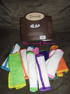 Bummas Cloth Wipes