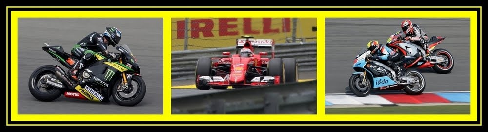 Moto GP & Formel 1