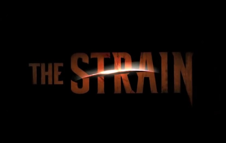 The Strain - Season 2 - Premiere Date Announced + Press Release