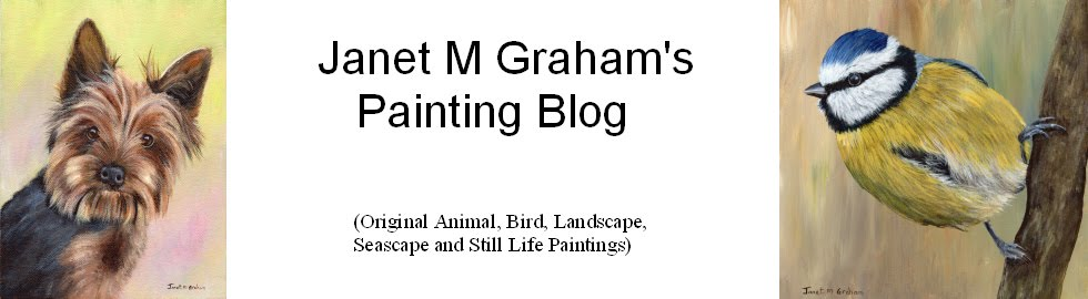 Janet M Graham's Painting Blog