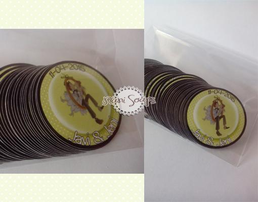 etiqueta personalizada detalle boda