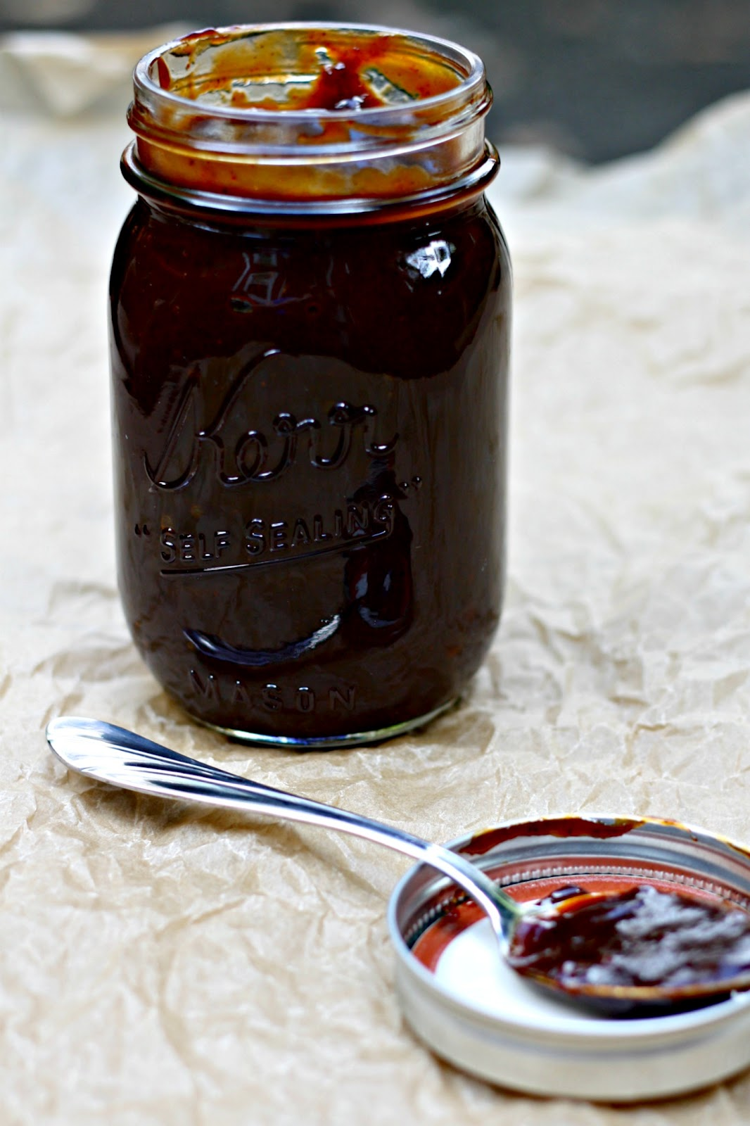 Bitchin' Kitchen: Homemade Kansas City-Style BBQ Sauce