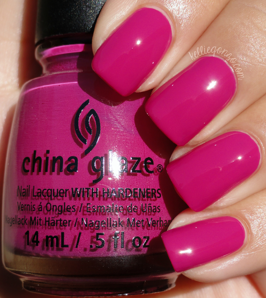 China Glaze - Dune Our Thing // kelliegonzo.com