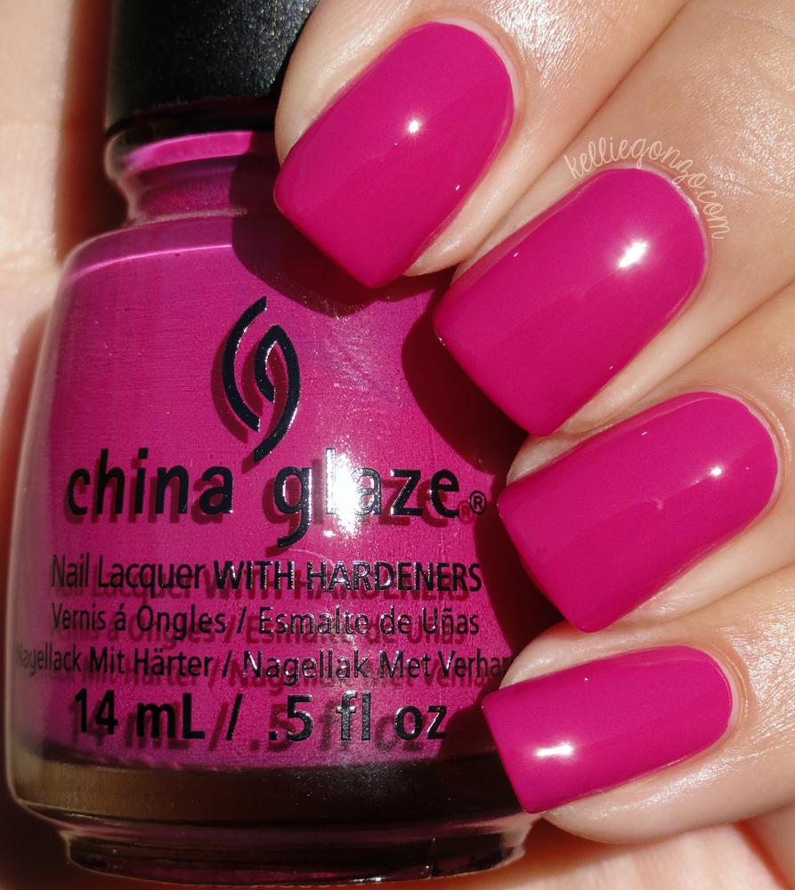 China Glaze - Dune Our Thing // kelliegonzo.com