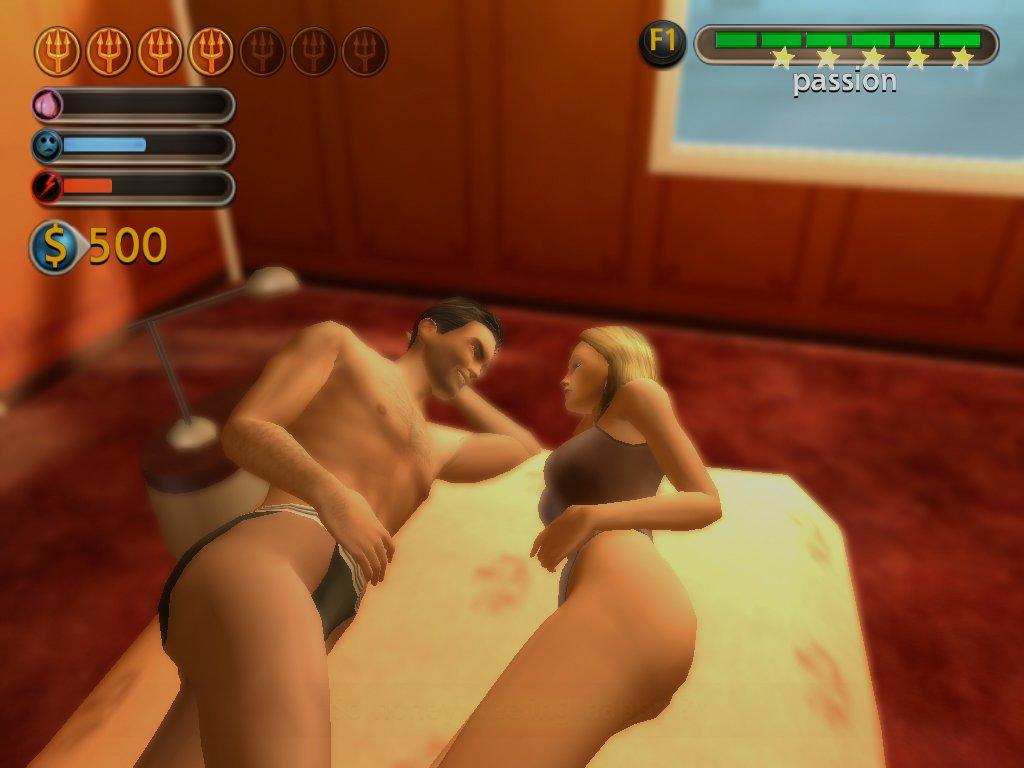 экшен игры в которых есть эротика