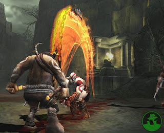 Download Game Petualangan God Of War II
