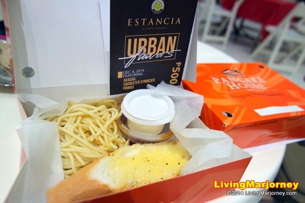 Urban Flavors at Estancia