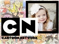 Moldura online Cartoon Network