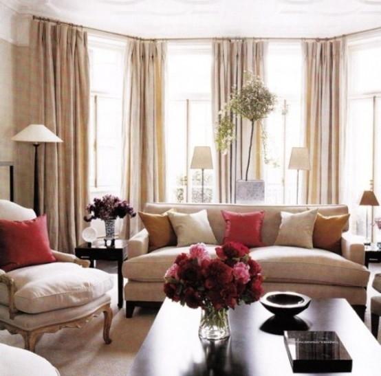 Salas beige ideas para decorar dise ar y mejorar tu casa for Como disenar mi sala