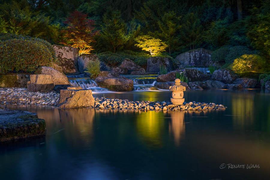 gartenblog geniesser-garten : lichterzauber - japanischer garten, Garten ideen