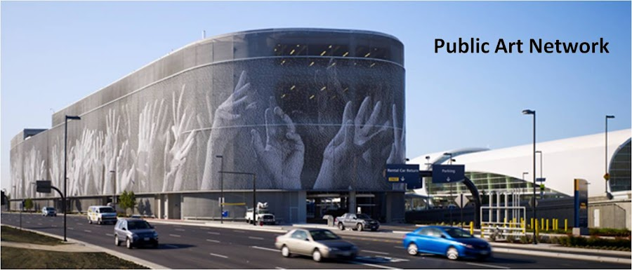 public art network