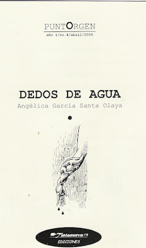 DEDOS DE AGUA