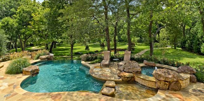 Fotos de piscinas piscinas casas de campo for Fotos casas de campo con piscina