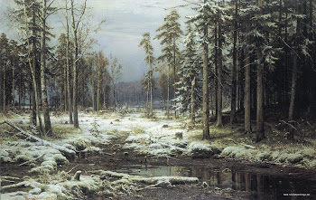Shishkin 'The First Snow' (1875)