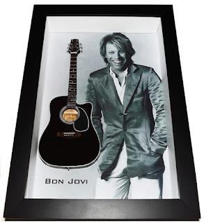 mini violão Bon Jovi