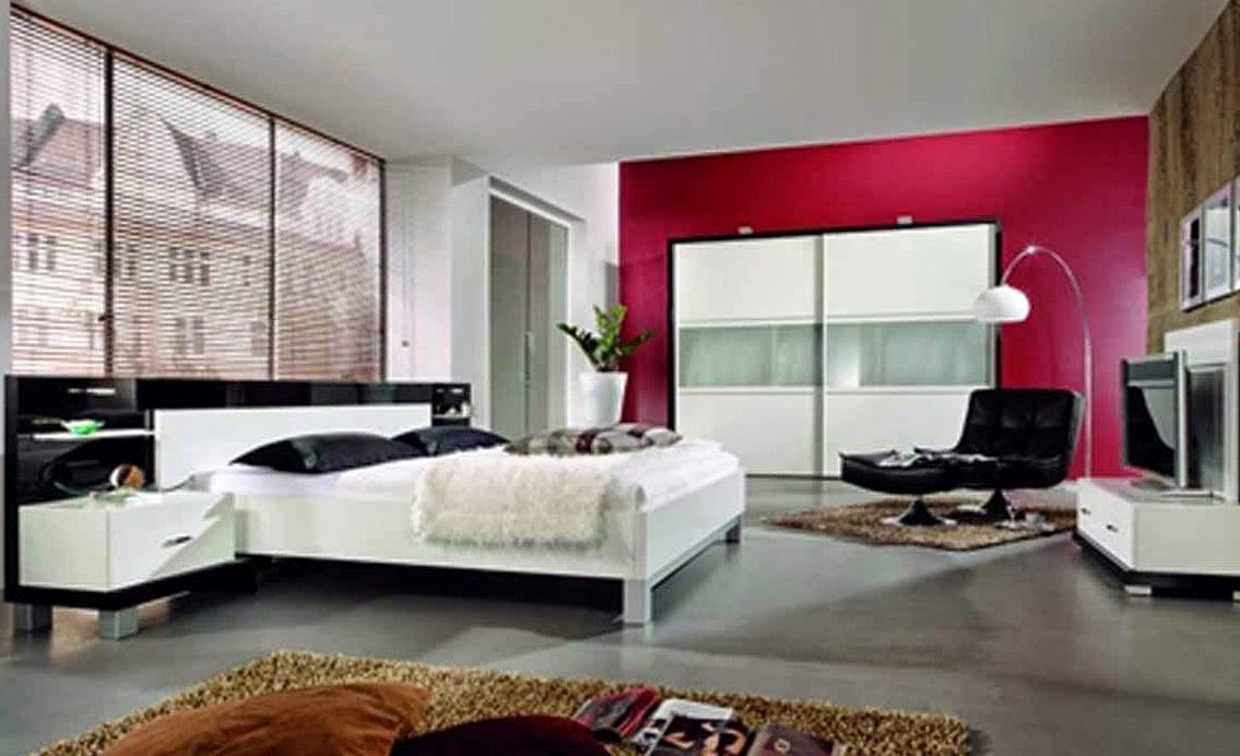 Modern Bedroom Interior Design Ideas #19