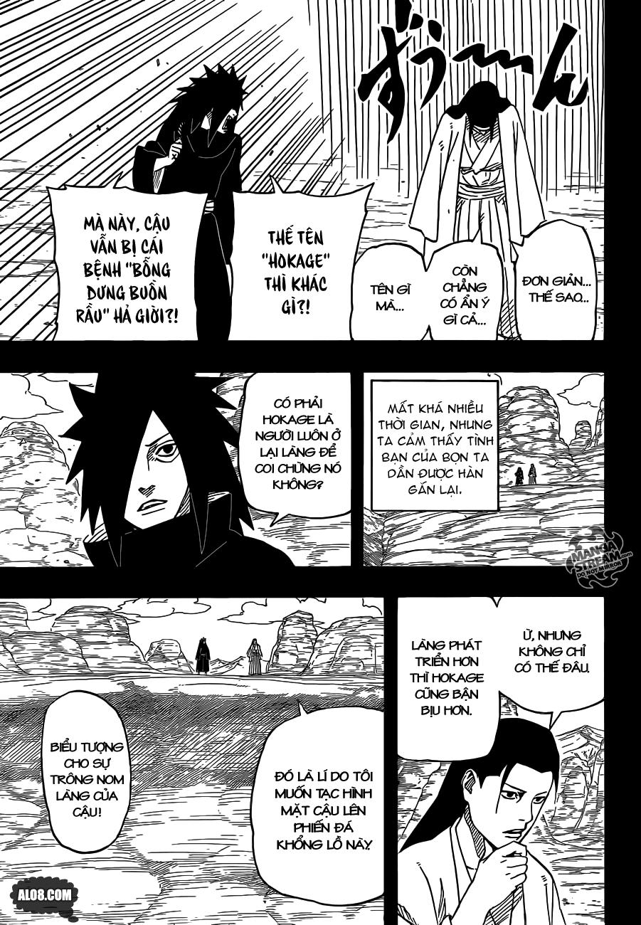 Naruto chap 625 Trang 9 - Mangak.info